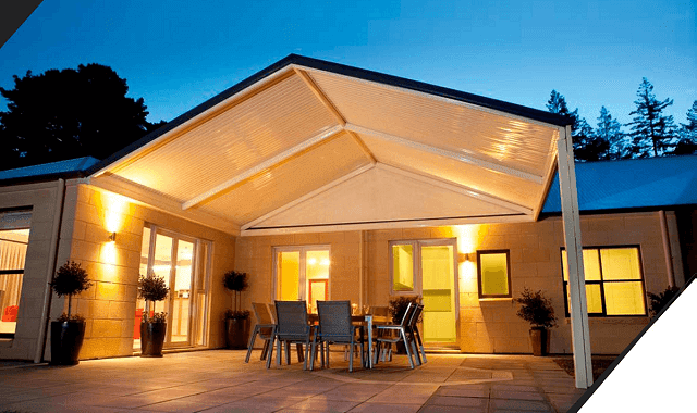 How Verandahs Improve the Appearance of your Home?