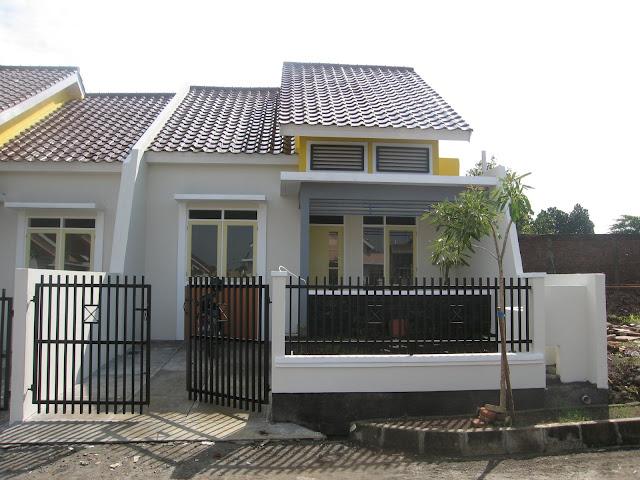 Model Teras Rumah Minimalis Sederhana