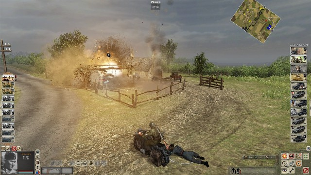 Download Men of War Assault Squad 1 PC Games Gameplay