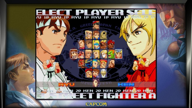 Download Street Fighter 30th Anniversary Collection PC Gameplay