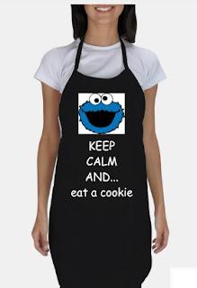 kurabiye canavarı mutfak ömlüğü satın al cookie monster
