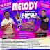 CD (MIXADO) MELODY VOL 09 2018  MEGA PRÍNCIPE NEGRO