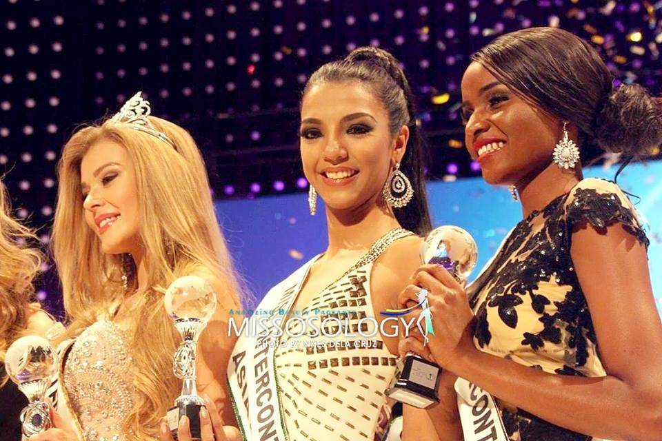 The Intersections & Beyond: Miss Russia Valentina Rasulova is Miss