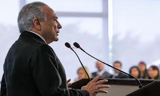 Temer declara luto oficial pela morte de policial baleado no Rio