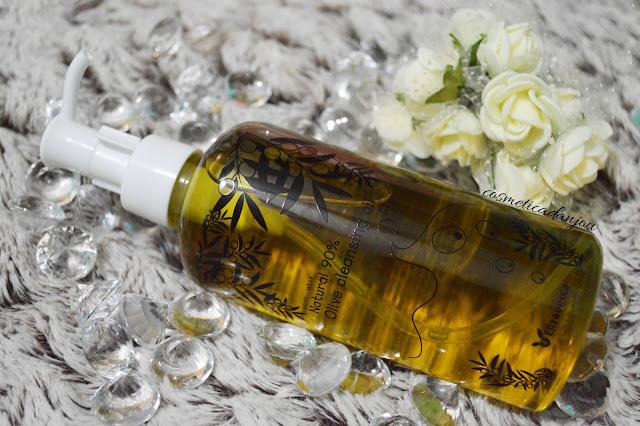 elizavecca natural 90% cleansing oil