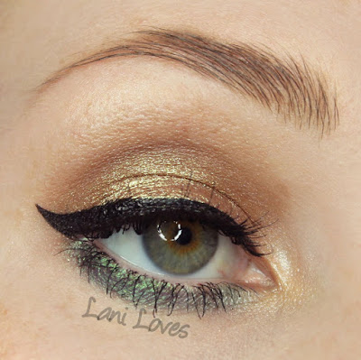 Femme Fatale Friday: The Girl Who Cried Monster and Choose Wisely Eyeshadow Swatches & Review