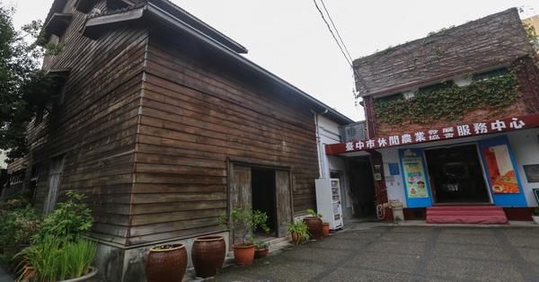 台中石岡穀倉,石岡農會日式穀倉,台中歷史建築