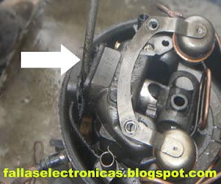 desarmado y reparacion de motor de refrigerador