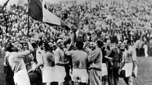 Sejarah Piala Dunia dari tahun ke tahun Part 1
