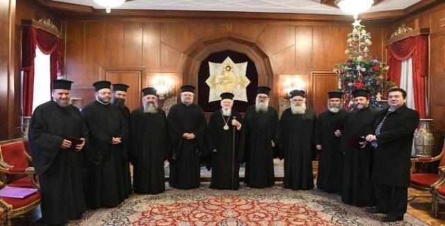 Οικουμενικό Πατριαρχείο: ΟΧΙ σε θρησκευτική ουδετερότητα και έξοδο κληρικών από το Δημόσιο