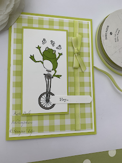 So Hoppy Together card, Saleabration Sunday.