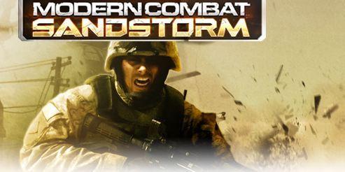 Modern Combat (sandstorm) HD Game