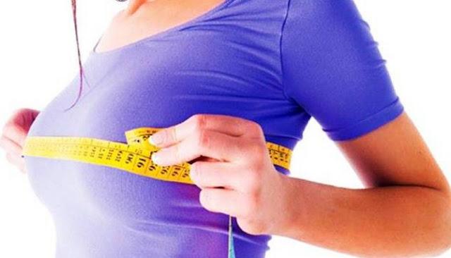 Berikut Delapan Cara Alami Terbaik Untuk Memperbesar Ukuran Buah Dadamu
