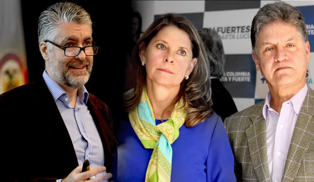 """Marta Lucía Ramírez acusó al periodista McDermott, que reveló existencia del narcotraficante """"Memo Fantasma"""" de difamarla."""
