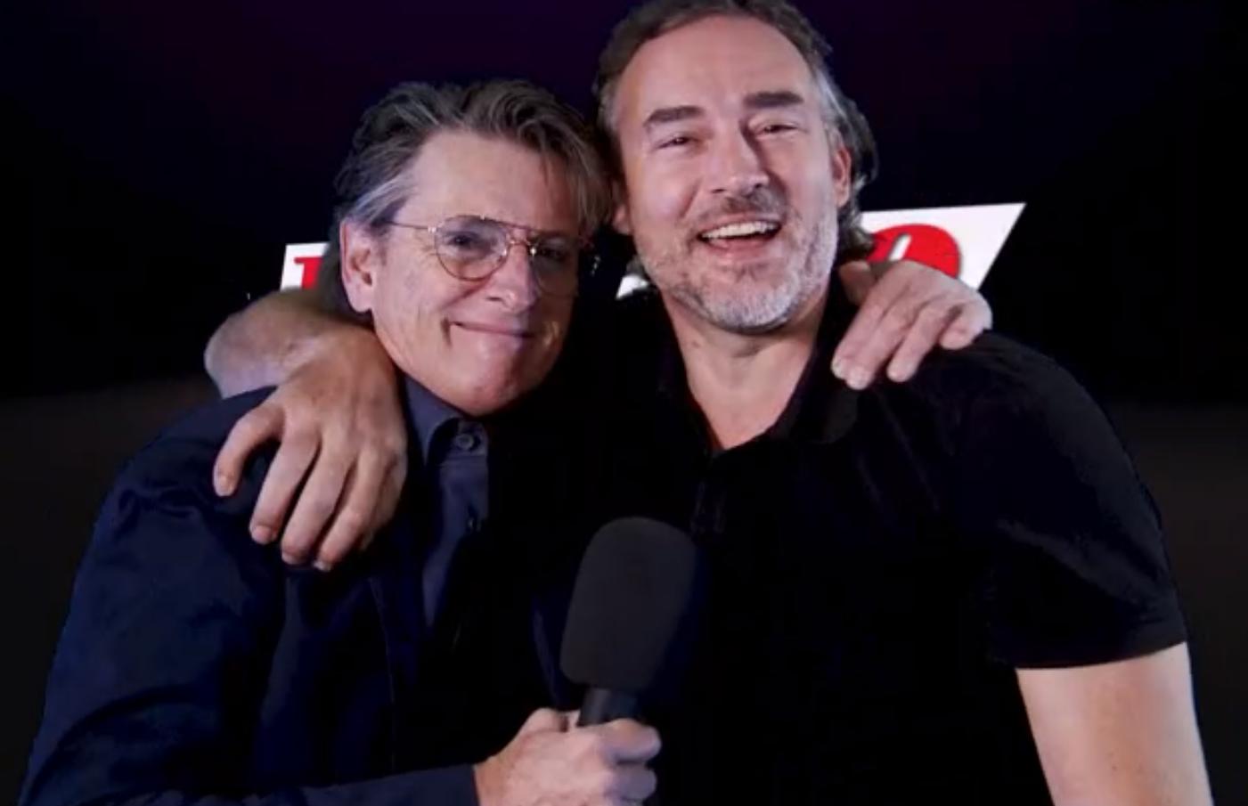 Dutch Radio: Jeroen Nieuwenhuize 20 jaar Top 40 (video)