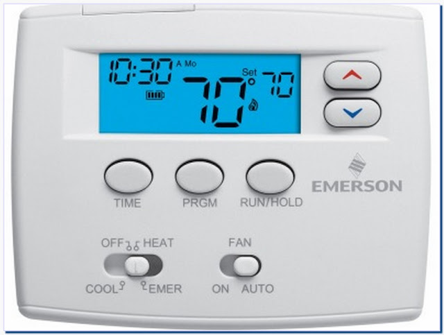 what does emergency heat on a thermostat do