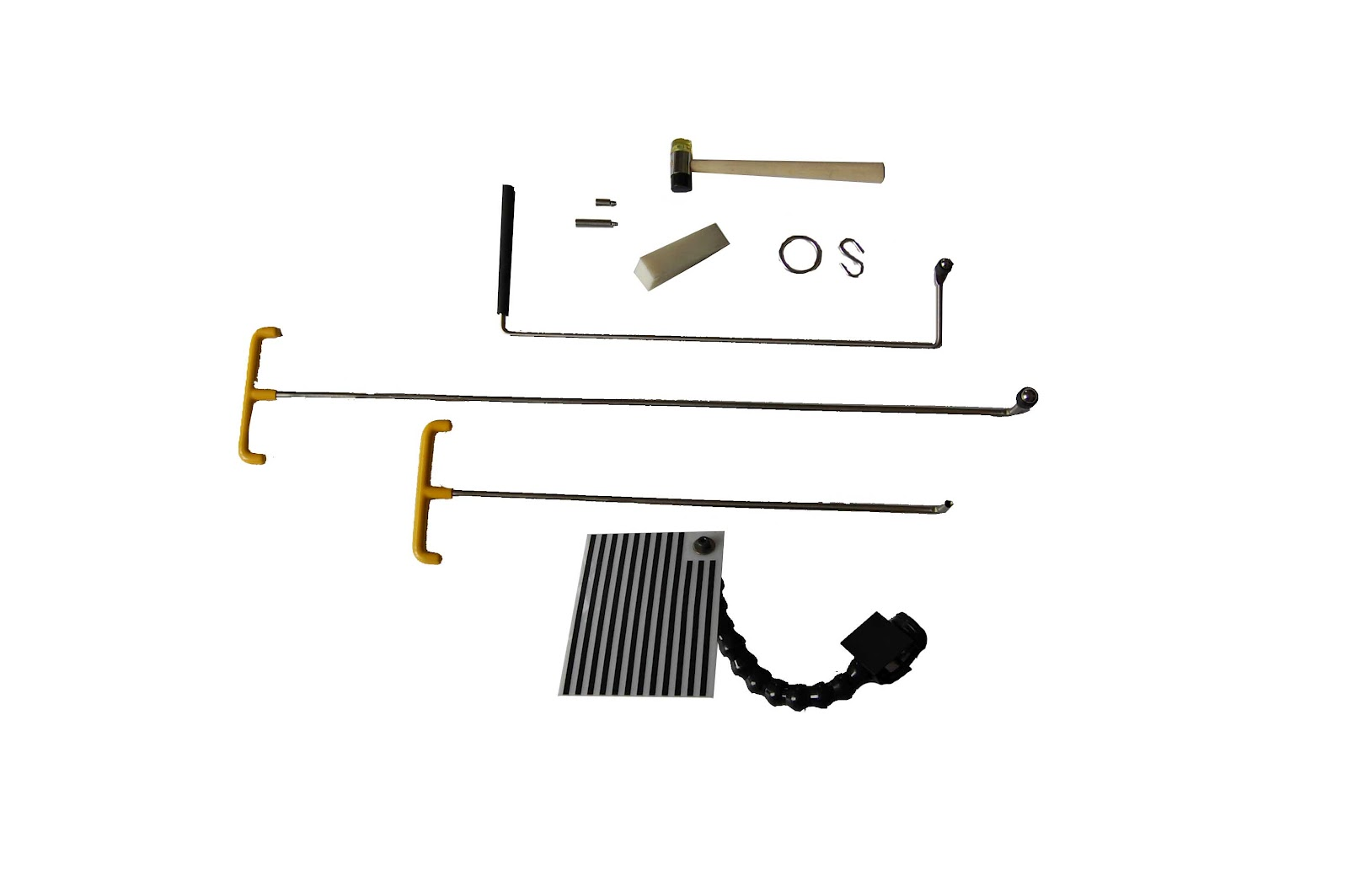 Smart Repair Hbc System Magnetic Pdr Roll Tip Kit