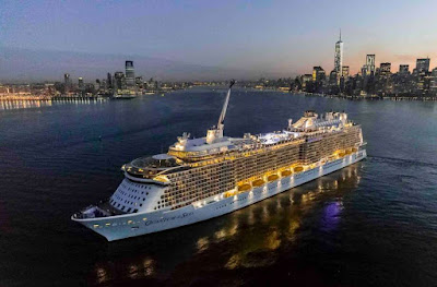 Quantum of The Seas cruise