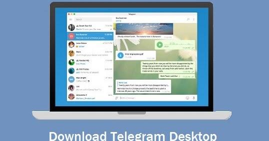 Download Telegram Desktop For Windows, MAC and Linux - TECHROLET