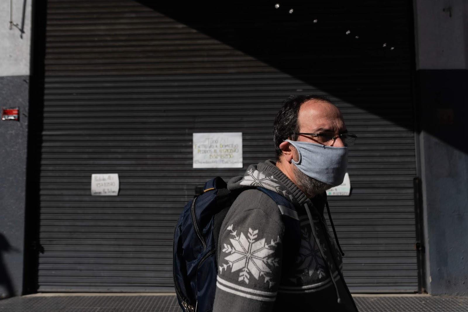 Coronavirus en la Argentina: 12 nuevas muertes y se diagnostican 704 casos en las últimas 24 horas