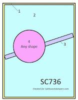 Splitcoast Stampers Sketch Challenge 736
