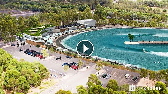 Welcome to URBNSURF Sydney