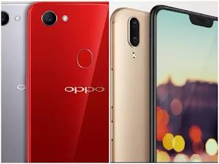 كم سعر موبايل اوبو اف Oppo F7 الجديد ,مواضفاتو مميزات هاتف اوبو F7 ,اهم وابرز عيوب جوال oppo f7 اوبو f7 لعام 2018 في مصر والسعودية بالصور
