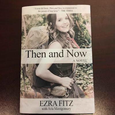 """Sneak Peek of Cover for Ezra & Aria's Ezria Novel """"Then and Now"""" Nicole Gordon"""