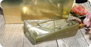 avon attraction perfume for her