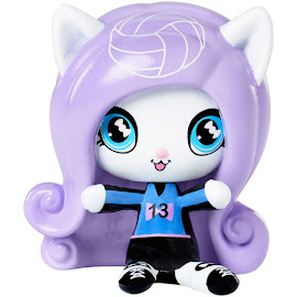 MH Sporty Monsters Ghouls Catrine DeMew Mini Figure