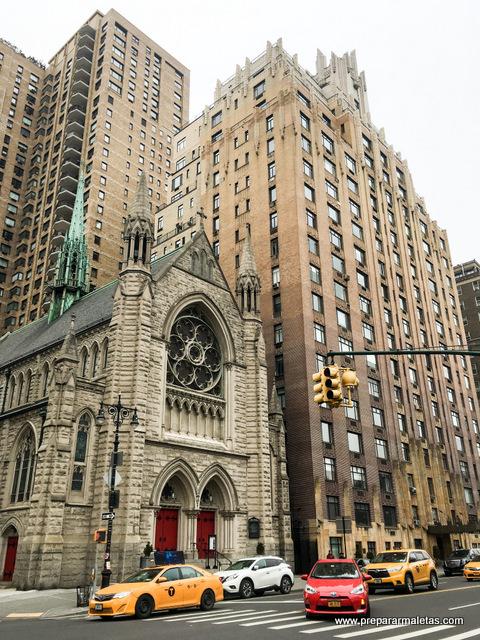 Edificio Cazafantasmas Nueva York