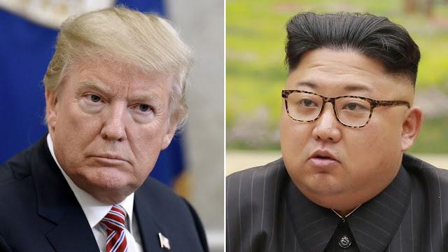 Trump Atishia Kujiondoa Katika Mazungumzo na Kim Jong un