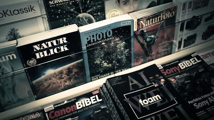 Wallpaper 2: Magazines
