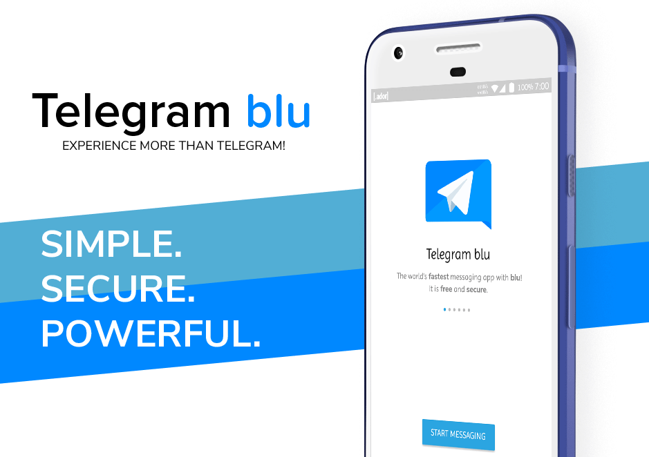 APP][MOD] Telegram blu - Experience more th… | Android
