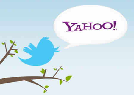 نقاشات بين تويتر وياهو حول دمج الشركتين معًا