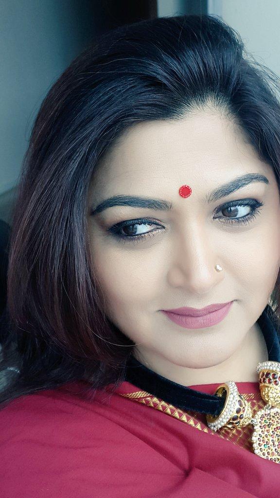 Actress KhushbuSundar Latest HD Images/Photoshoot