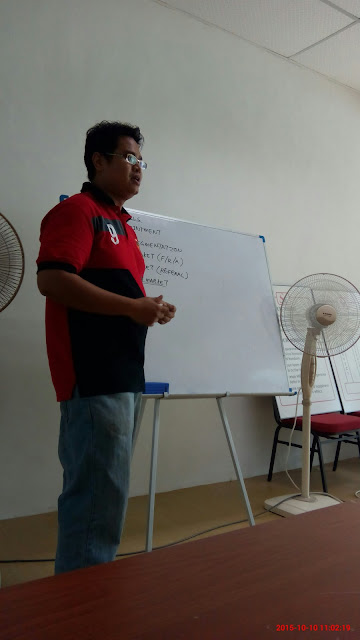 training SAR group Ipoh