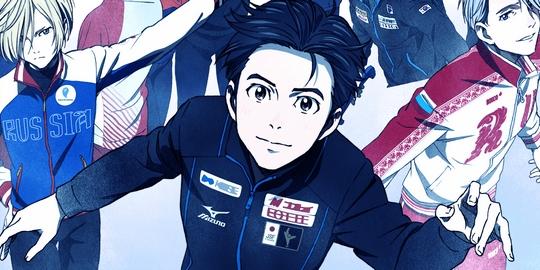Suivez toute l'actu du Studio Mappa et de Yuri on Ice sur Japan Touch, le meilleur site d'actualité manga, anime, jeux vidéo et cinéma