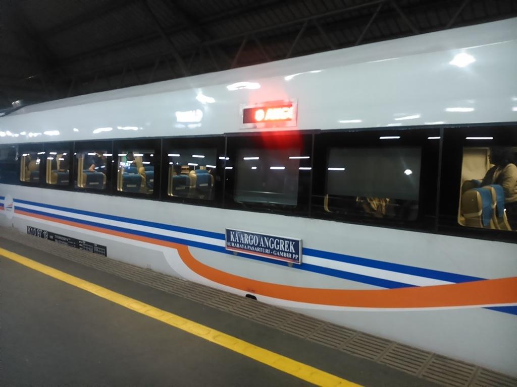 Hasil gambar untuk pengalaman menggunakan kereta api
