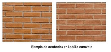 Casas y apartamentos tipos de ladrillos para construcci n - Ladrillos decorativos para interiores ...
