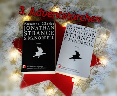 3. Adventstürchen, Jonathan Strang und Mr Norrell von Susanna Clarke