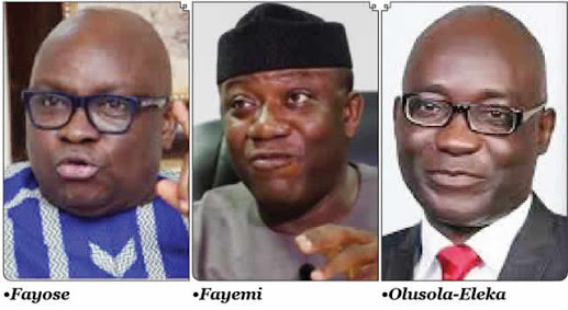 Ekiti Election: Tension Rises Over Security Deployment