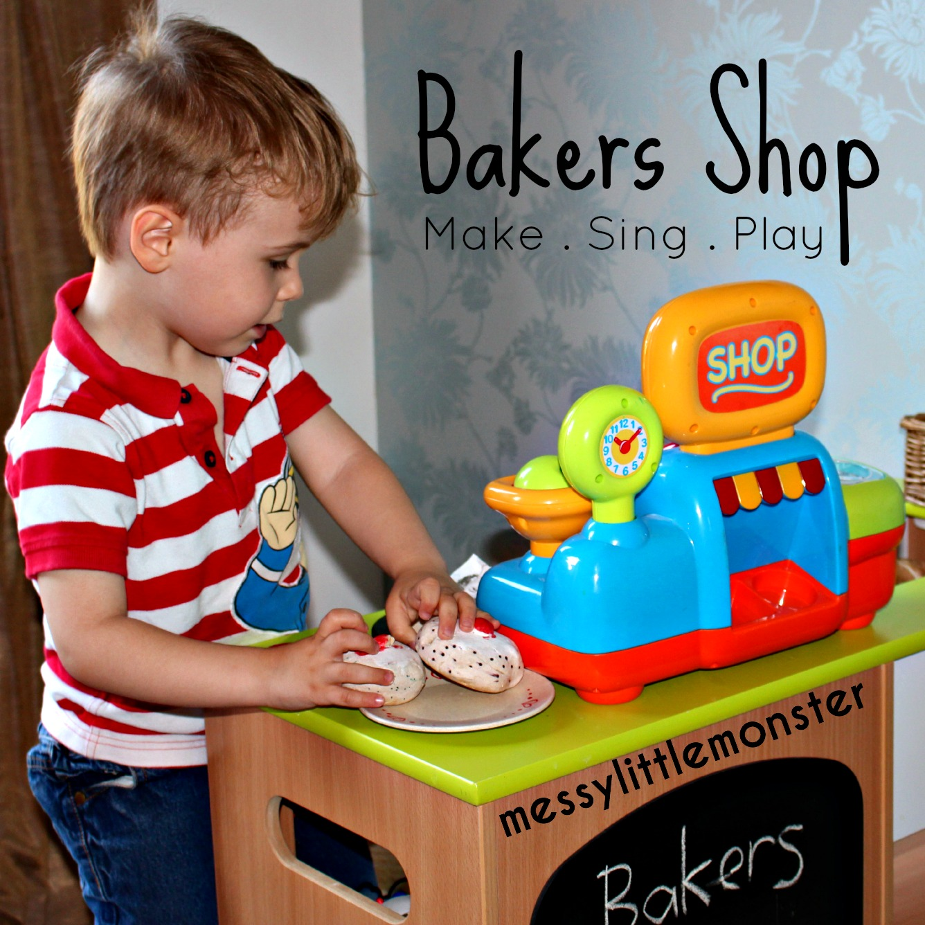 five currant buns bakers shop role play