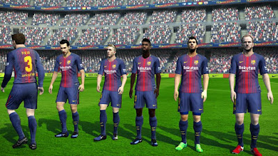 PES-ID Ultimate Patch 2013 Mini Version Season 2017/2018