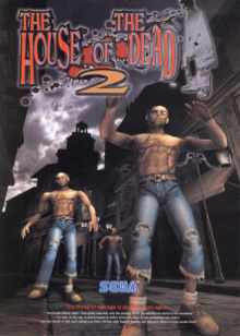 The House of the Dead 2 PC Game