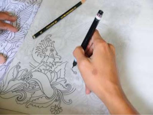 Cara membuat batik tulis ~ BATIK INDONESIA