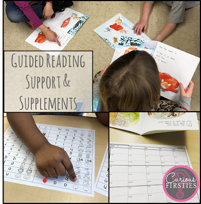 Here are some free resources to help you supplement letter/sound knowledge and guided reading notes.