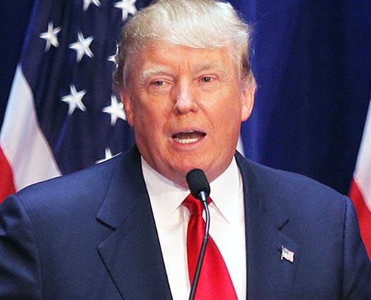 Donald Trump advierte que EEUU podría convertirse en Argentina o Venezuela si no gana