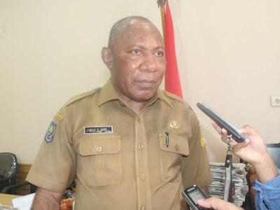 Lukas Enembe Cari Pengganti Jan Jap Ormuseray di Dinas Kehutanan Papua