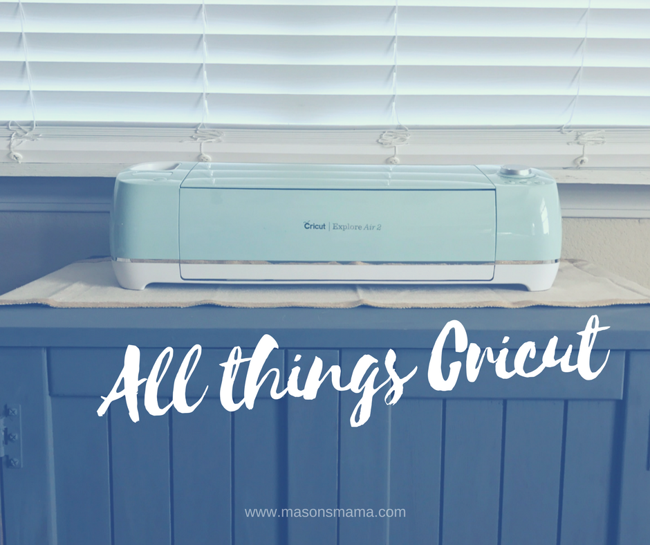 Hall Around Texas - All Things Cricut